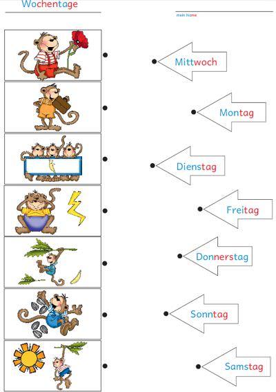 steffi-lehmann-wochentage-affenklasse - Zaubereinmaleins - DesignBlog